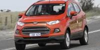 Ford Ecosport Sees The Blue Oval Brand Join The Booming Compact SUV Category