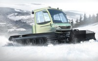 Skoda Enters Into New Auto Business Segment with Snow Vehicle