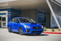 Subaru Details Highlights 2016 WRX and WRX STI Models