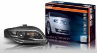 Osram Launches LED Retrofit Headlight for Audi A4