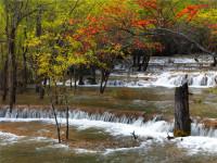 Refreshing Summer in Huanglong National Scenic Spot