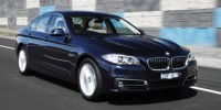 The 2014 BMW 5 Series Has Also Been Loaded-up