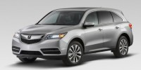 Honda Mdx Is Longer and Lower Yet up to 125kg Lighter Than Its Predecessor