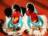 Fabric Art Is Mainly Prevalent in Northern Regions of China
