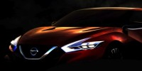 Nissan Has Released a First Teaser Image of What Will Likely Be The Next-Generation Maxima
