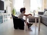 Interesting Bubble Chair for Children