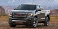 The All-New GMC Canyon Has Been Revealed a Day Before Its Official Detroit Auto Show