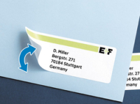Herma Has Launched a Wide Variety of Address Labels, Self-Adhesive Shipping Labels/Notes