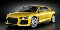 The Audi Sport Quattro Concept Is The Second Preview of a Forthcoming Modern-Day Successor