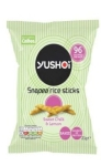 Pulse Flexible Packaging Designs New Packaging Formats For Calbee's Snapea Rice Sticks Products