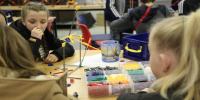 K'NEX Education Kicks off Year-Long Thorpe Park Partnership with STEM Workshop