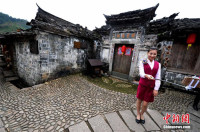A Visit to 800-Year-Old Peitian Ancient Village in Fujian