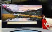 LG Will Lift The Curtain on Its First Ultrahd Curved TV at The Consumer Electronics Show