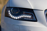 Conspicuity Devices Are The Lamps and Reflectors That Make a Vehicle Conspicuous