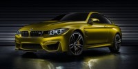 The BMW M4 Coupe Concept Has Been Showed for The Iconic M3 Performance Car