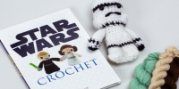 Knit Your Own Yoda, Wicket or Boba Fett with New Firebox Star Wars Crochet Kit