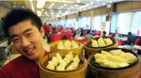 Bian Was Both Touched and Impressed by The Rich, Tender Dumplings The Family Served Guest