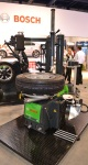 Robert Bosch LLC Has Added Tilt-Back and Swing-Arm Styles to Its Tire Changer Line