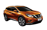 Nissan Introduces Murano in Chinese Market