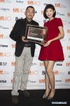 China's He Ping receives honourable mention of Platform Director