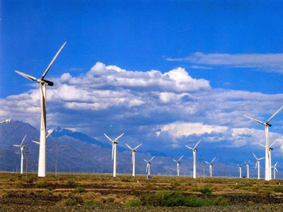Chinese Companies Eye US Wind Market
