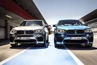 The Second Generation BMW X5 M and BMW X6 M Have New Design and Improved Power Efficiency