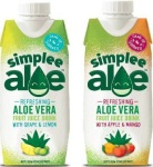 Simplee Aloe Launches New Flavour to Its Aloe Vera Juice Range