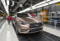 Infiniti Commences Q30 Production at Sunderland Plant in UK