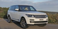 Land Rover Has Done Away with Traditional Instrument Dials in The Latest Range Rover