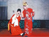 Lolo Tone Is a Genre of Opera Prevailing in Lingqiu County