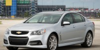 Export Sales of The Holden Commodore to The United States Could Be Less Than 2000