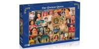 Gibsons Marks The Queen's Birthday with Puzzle Celebrating Her Life