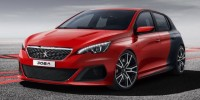 The Peugeot 308 R Concept Was Launched at Frankfurt Motor Show