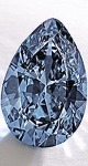 """Zoe Diamond"" Set a Record for Any Blue Diamond at Auction"