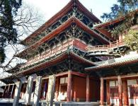 Renovation Finished on China's Longxing Monastery