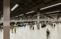 Albuquerque Convention Center selected energy efficient LED lighting from Cree, Inc.