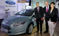 Ford Motor Commenced Production of Its First Full-Electric Vehicle to Be Built in Europ