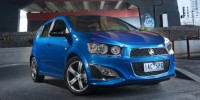 Holden Barina RS:Familiar with Rapid Renaults and Audis, and The Fastest Focus