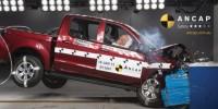 Foton Tunland Has Been Awarded a Three-Star ANCAP Rating; Landcruiser, Pajero Earn Five