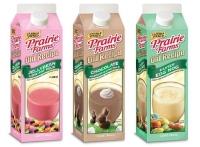 Prairie Introduces Milk Brand in New Packaging Design