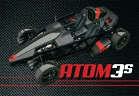 Ariel Motor Company Introduces ATOM 3S