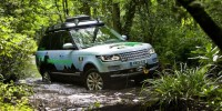Land Rover Will Launch a Range Rover Hybrid and Rover Sport Hybrid Next Month