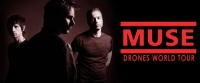 British Rock Band Muse Bring 'drones' Tour to China