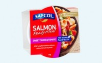 Safcol Introduces Ready-to-Eat Salmon Meals