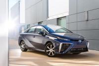 Toyota Has Unveiled Next Generation Mirai