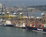 China Port Congestion Eases for Capesize Vessels