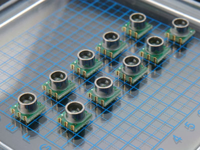 China, Taiwan-Based IC Foundries Gearing up for Mems Market Boom