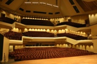 E.ON and Projection Lighting Have Worked with Nottingham's Royal Concert Hall