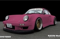 The RWB Porsche 930 Will Be on Display at The Toyo Tires Booth #40041 at SEMA