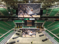 Miller Sports Reported Plans for a New Center Court High Definition Video Display System